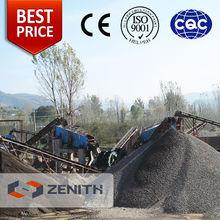 Cobble Iron Ore gypsum plaster impact crusher machine