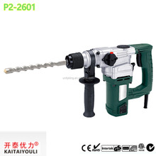 direct factory electric 26mm hammer drill chinese power tools