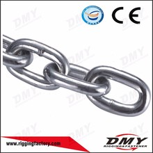 2015 UK Adjustable Us Type Zinc Plated Mild Long Link Chain