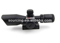 Pro Military Red & Green Dot 2.5-10X40 Red Laser Sight Rifle Scope