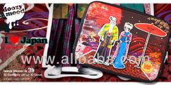 """Hong Kong design brand DOOZYMOOD 3D graphic laptop notebook sleeve case 13"""" 14"""" 15"""" japan"""