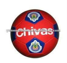 rubber football no.5, golf surface