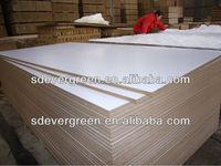 high quality mdf revestido de melamina from china manufacturer