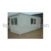 low cost prefab container house/china manufacturer of prefab shipping container house for sale