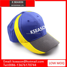 China cap producer wholesale colorful racing cap sports caps and hats for team perform