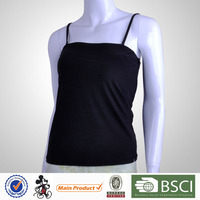 2015 New fashion comfortable ladies camisole for ladies factory
