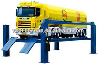 Four post heavy duty truck lift car hoist 20T/30T/40T