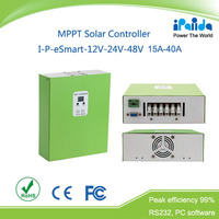 Africa popular 30A solar power charge controller mppt