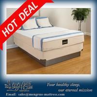 sleep well bedroom full size compress gel foam mattress