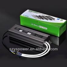 (new) 200W 230v 700ma led drivers power 24v bridgelux chip meanwell driver led high bay light