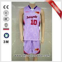 basketball jersey camo/camouflage basketball jersey/short sleeve basketball jersey