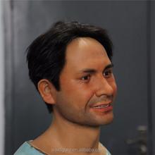 customized fantastic vivid resin statue wax figure