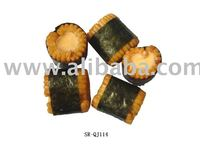 Ring Rice Crackers with Seaweed(Cheese)