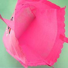 fashion eco silk printing bag
