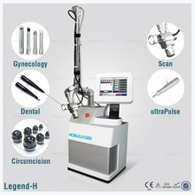CO2 Laser Medical Device& Beauty Machine With Two Modes