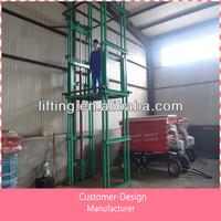 building construction materials lift