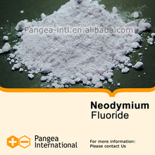 Neodymium Fluoride NdF3 , CAS No. : 13709-42-7 Rare Earth High purity