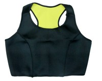 2015 New Brand Hot Shapers Neoprene Bra For Women Athletic Flexible Form Fit Sweat Blocking & Odor Resistant Sports Bra