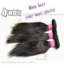 Free Sample 7A Russia straight cheap human hair extensions,for hair style changed
