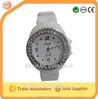 fashion shining look promotional women wristwatch