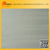 Popular simple type soft material stripe printed bedding fabric
