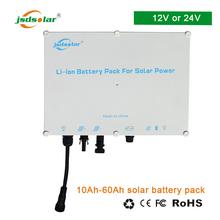 Diy street light solar lifepo4 24v 10ah li ion battery pack