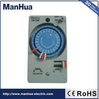 Factory Direct Sale 2W 200G Time Switch Daily Programmable Time Switch