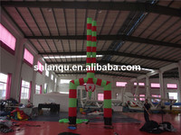 Upside-down Clown Two Legs Inflatable Air Dancer for Sale