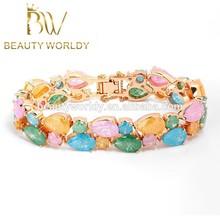 925 pulseira de prata esterlina/pulseira jóias