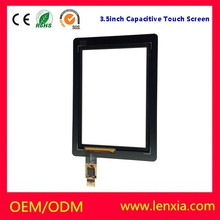 Reliable quality 3.5'' industrial touch screen panel pc