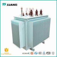 Pole mounted step down 22kv 100kva oil immersed distribution high voltage transformers