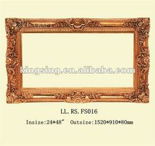marco de la pintura del espejo marco de marco de imagen