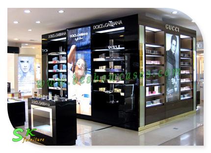 Perfume Display Cabinet Customized Perfume Cabinet