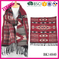 2015 Fashion knitted religious scarves