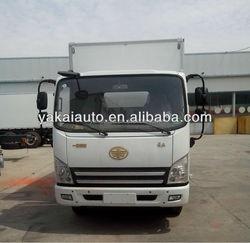 insulated panel for refrigerated truck