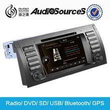 car dvd player for BMW 5 E39 Series:1996-2001(Old 17PIN Connector)(For BMW X5/M5)