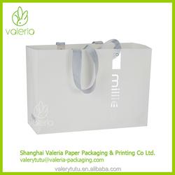 Cheap Custom Flat Bottom Corel Draw Format Shopping Paper Bags Design
