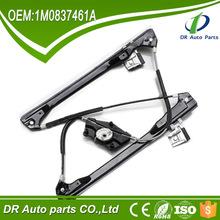 DR02 Factory Outlet Car Window Regulator For Seat Leon 1 / Toledo 2 Auto Parts 1M1837729E 1M0837461A