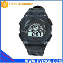 2015Fashion digital wrist sport vogue watch water resistant