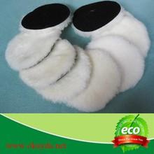 Sheepskin buffing pad wool pad Car polish products