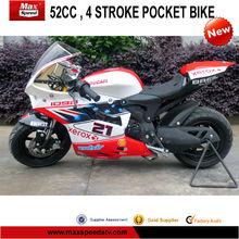 50CC 4 stroke new kids pocket bike