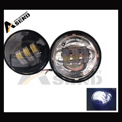 Newest in 2015 !led foglight for harley 4.5inch 30w led fog light,12v/24v professional for motorcycle Harley motorcycle