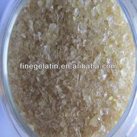 high clarity food gelatin edible glue/halal gelatin in powder/beef gelatin