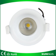 3W 5W 7W led Ceiling Light spotlight AC110V 220V Epistar lamp beads LED downlights LED ceiling lamp