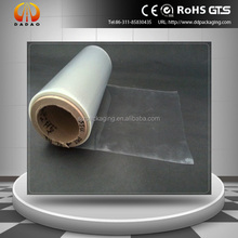 Transaprent Silicone Coated polyester Release Film For Heat Transfer Sticker