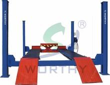 4 post car lift W-435D (special for wheel aligner)