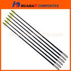 Fibra de vidro haste da flecha, de alta resistência, altamente flexível, durável, fibra de vidro haste da flecha profissional