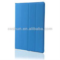 Blue Magnetic Smart Slim Full Body Cover for Apple Ipad mini