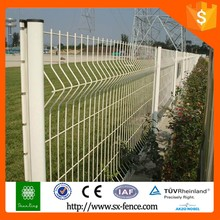 Fence different types of wire mesh