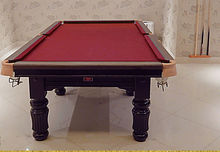 Factory made high quality hot sell used pool table for sale